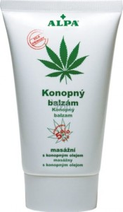 ALPA maść konopna, balsam do masażu 150ml